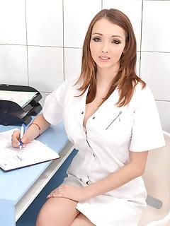 Busty Nurse Pics